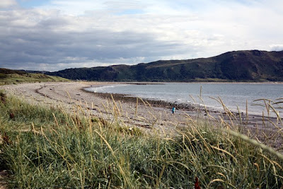 West beach in Llandudno, Wales