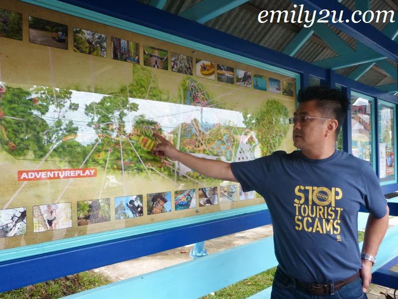 ESCAPE, Teluk Bahang, Penang