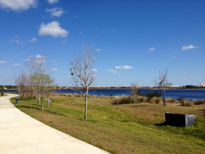 Park, nature, orlando, lake, trails