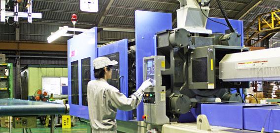 Đơn hàng đúc nhựa cần 6 nam làm việc tại Kanagawa Nhật Bản tháng 11/2017