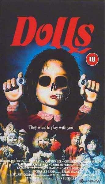 Dolls  que pelicula ver en la noche de Halloween, top lista peliculas de miedo, a nightmare on Elm street