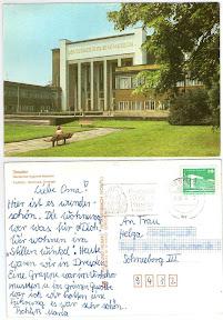 Dresden - Oktober 1988