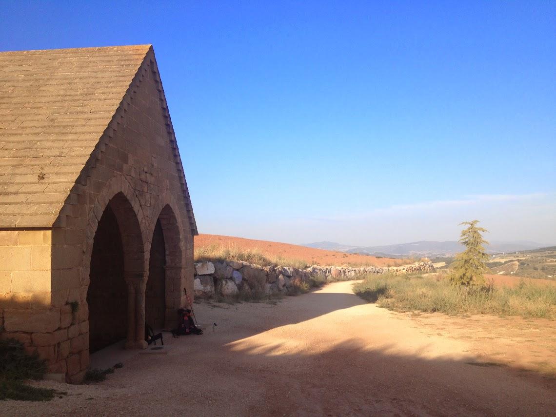 Livro sobre a peregrinação a Santiago de Compostela