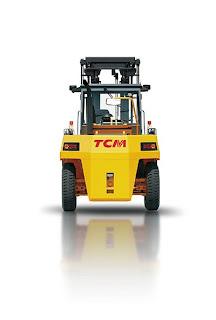 xe nang TCM diesel 15 tan