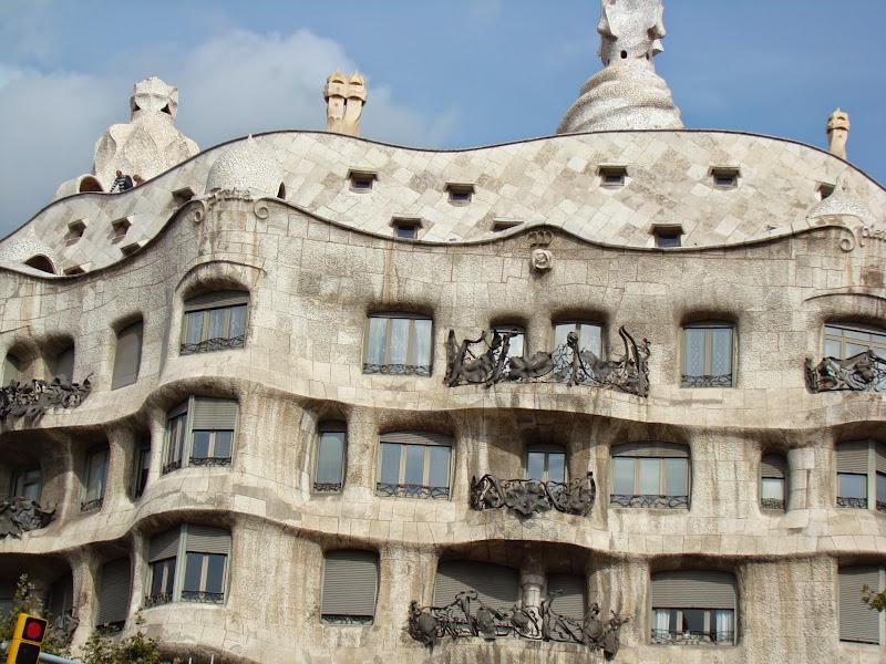 Ruta del Modernismo, Barcelona, La Pedrera