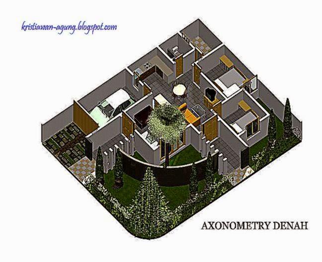 Phòng trưng bày vườn tối giản Kế hoạch ngôi nhà Idaman