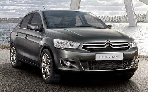 2015 Model Citroën C-Elysée Fiyatları
