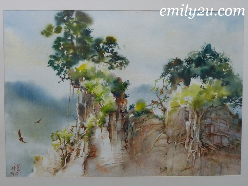 Tham Peng Choon Solo Art Exhibition