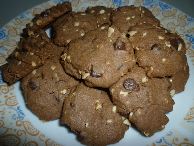 {focus_keyword} Biskut Wajib Raya = Coffee Chocolate Chip Cookies P1050598