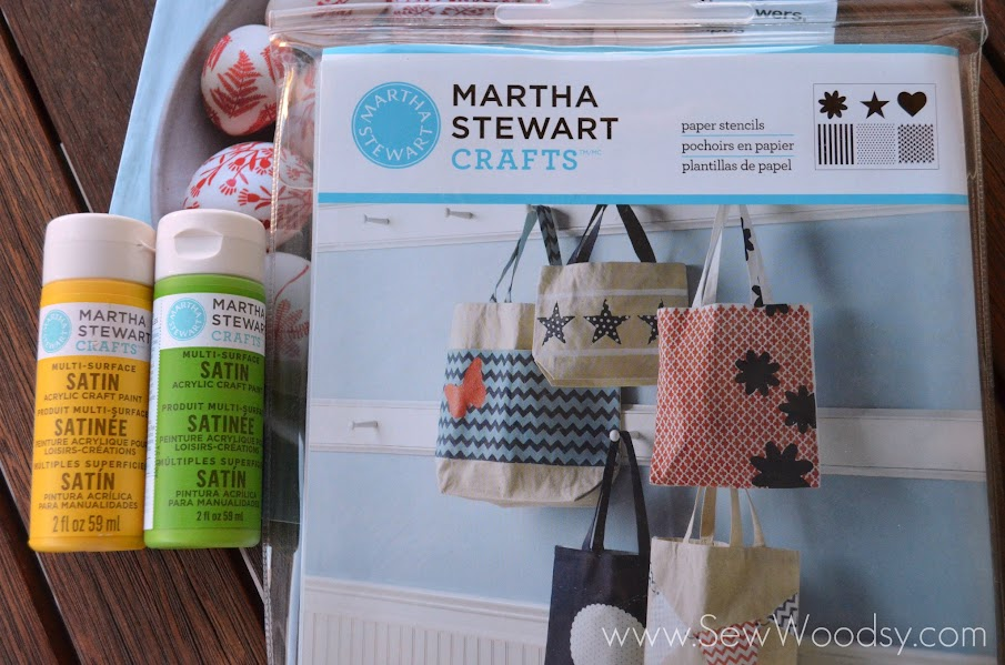 Martha Stewart Crafts Giveaway from SewWoodsy.com
