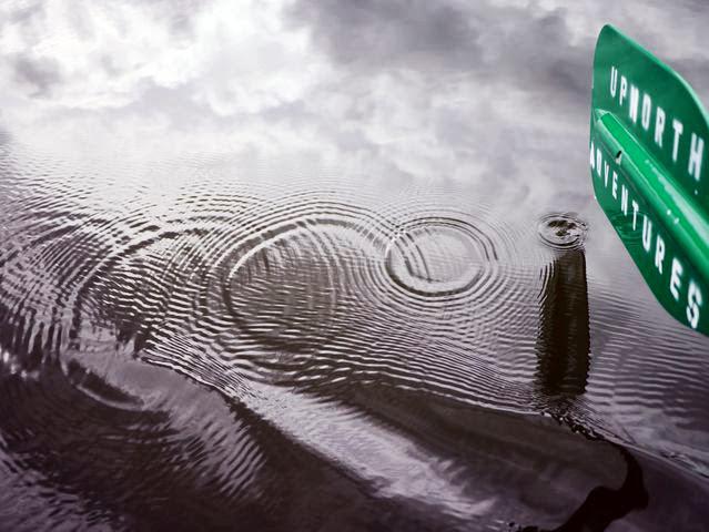 達人帶路環遊世界-育空河水紋