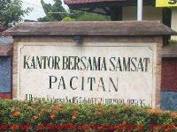 Kantor Bersama Samsat Pacitan [image by @aLiefNK]