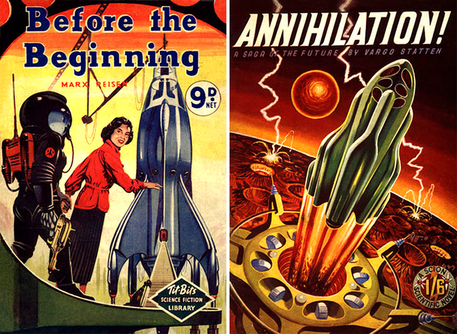 Exile From Jupiter, and Other Amazing 50s Sci-Fi | Moss ...