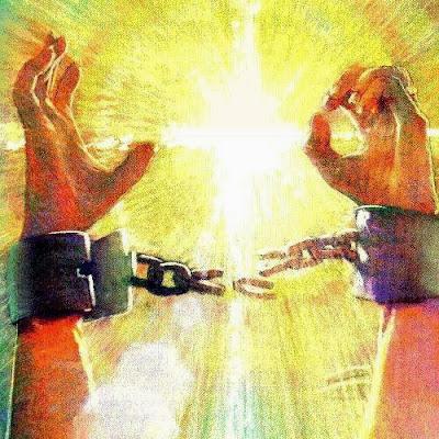 Slavery Chains Broken