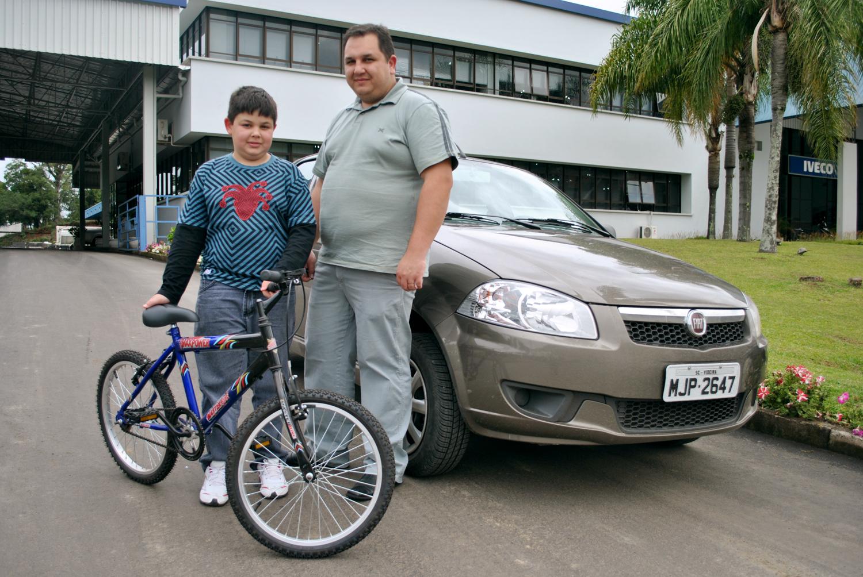Mais uma bicicleta entregue na Carboni Fiat DSC 0006