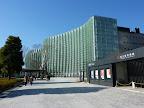 麻布三連隊跡の国立新美術館