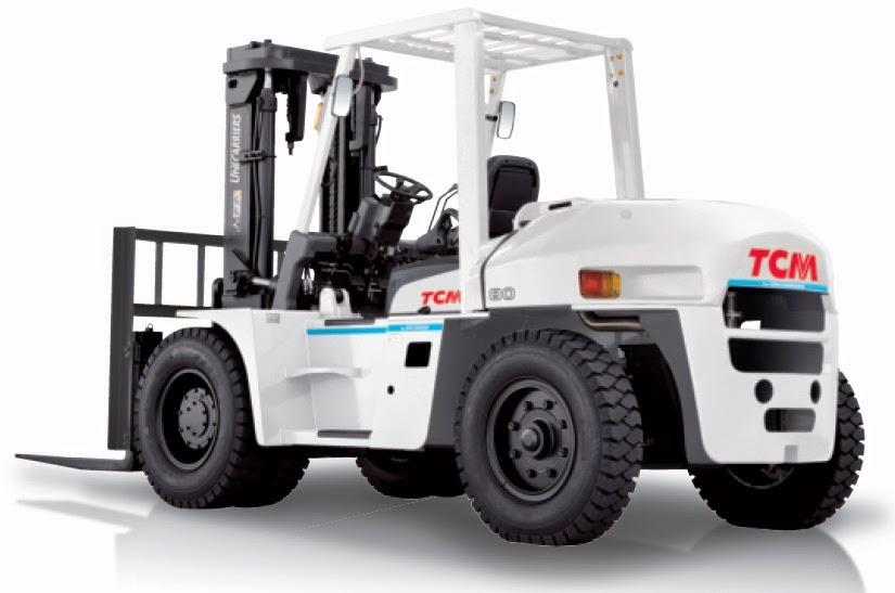 xe nang tcm diesel