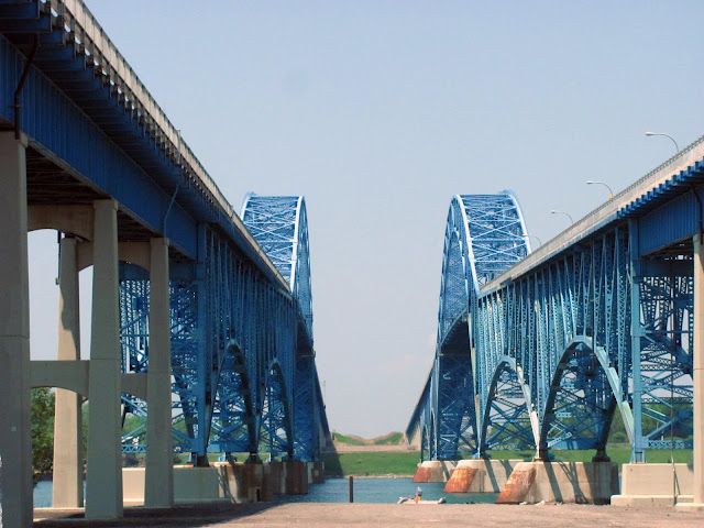 South Grand Island Bridges