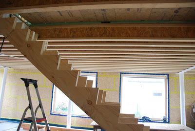 Passiefhuis in lokeren trap - Trap in een helling ...