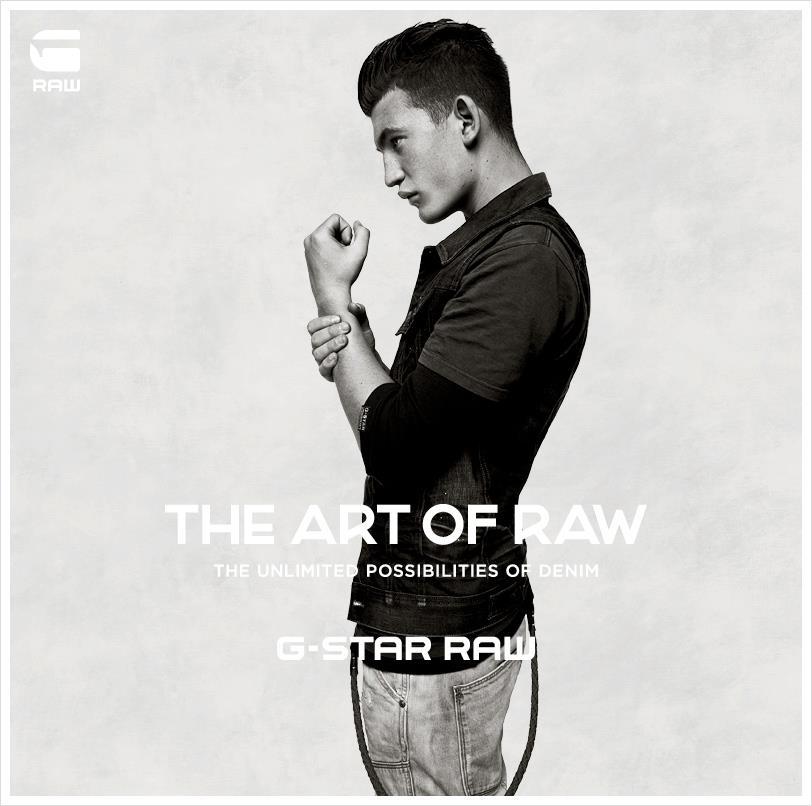 *G-STAR 2013 春夏新廣告「The Art of Raw」:1分鐘完整呈現單寧製作過程! 3