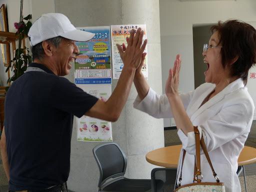 信治さんと飯田さん