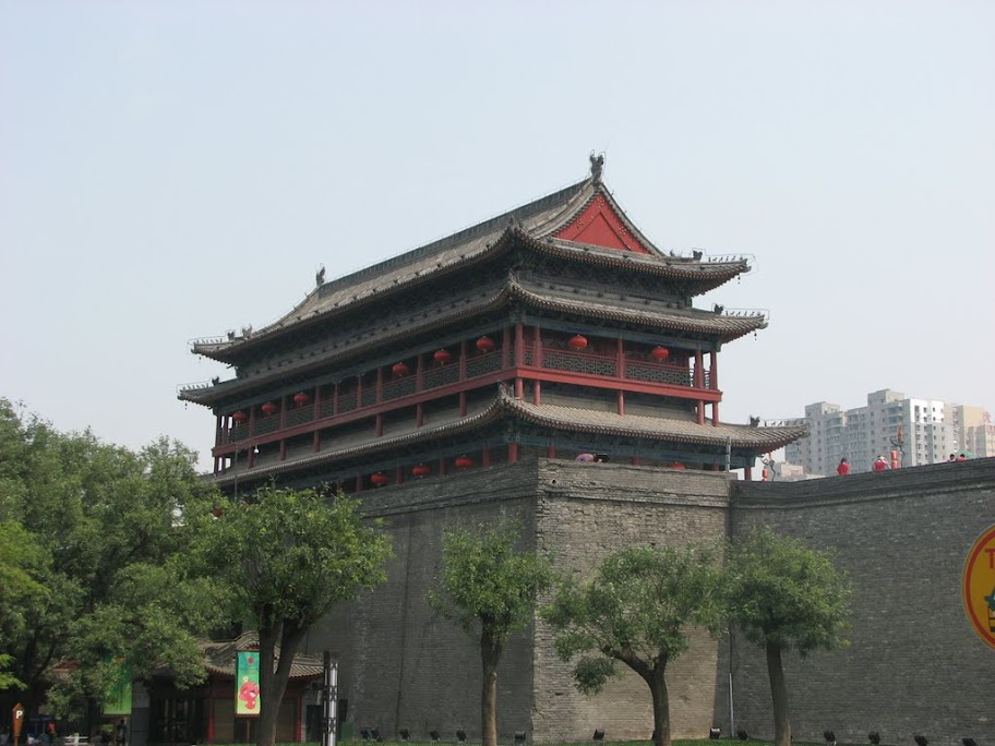 Porte sud et Xi'an
