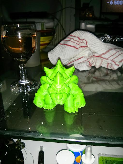 Ma solution aux problèmes de décollage des pièces lors d'impression 3D