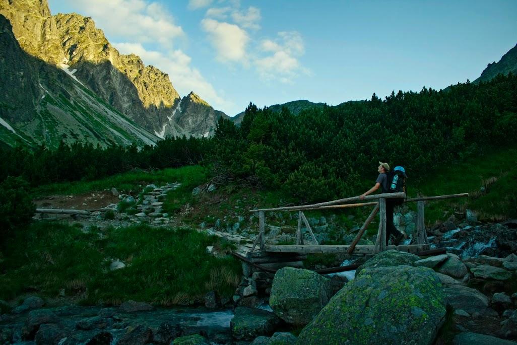 Szlak Doliną Mięguszowiecką