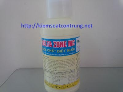 Thuốc diệt côn trùng Delta Zone MC