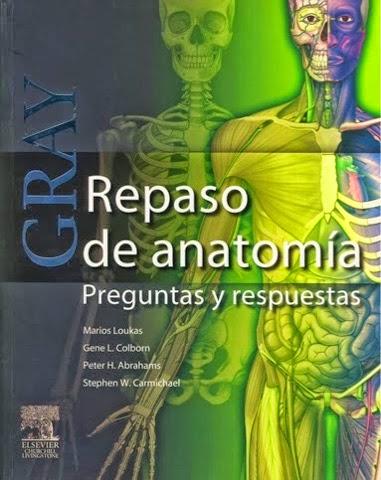Anatomia de Grey. Repaso de anatomía. Preguntas y respuestas ...