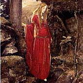 Goddess Olwen Image