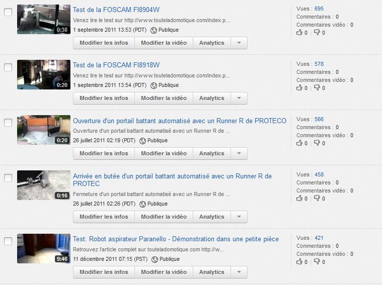 Bestof Les Meilleurs Vidéos Tld En 2011
