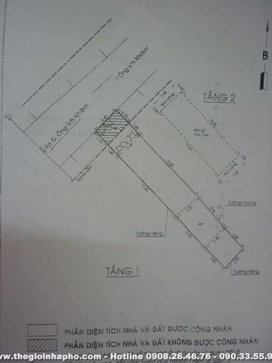 Bán nhà HXH Ông Ích Khiêm , Quận 11 giá 2, 75 tỷ   NT133