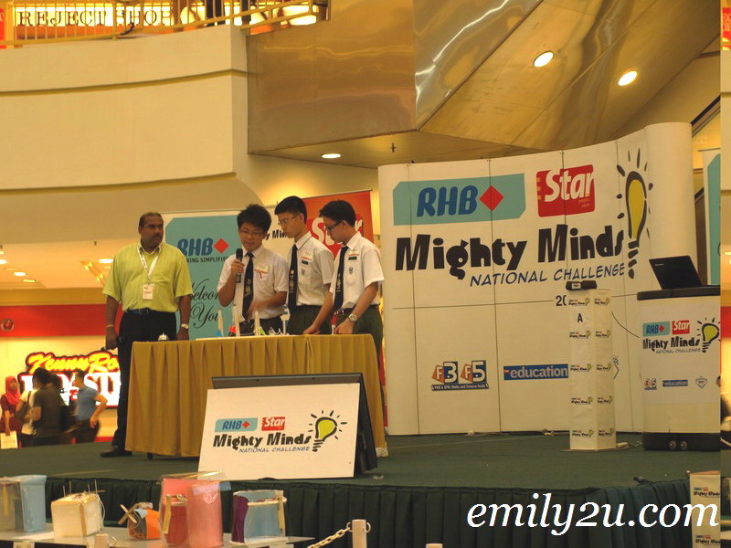 Mighty Minds 2011 (Perak State Level Preliminary Rounds)