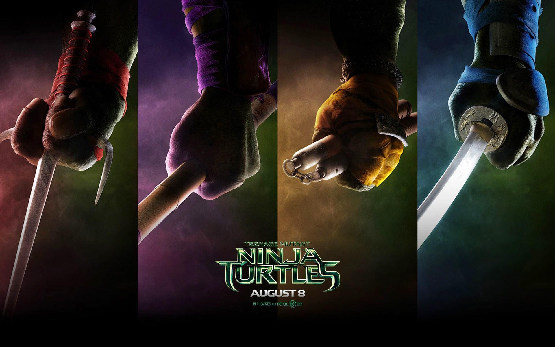 Τα Χελωνονιντζάκια (Teenage Mutant Ninja Turtles) Wallpaper