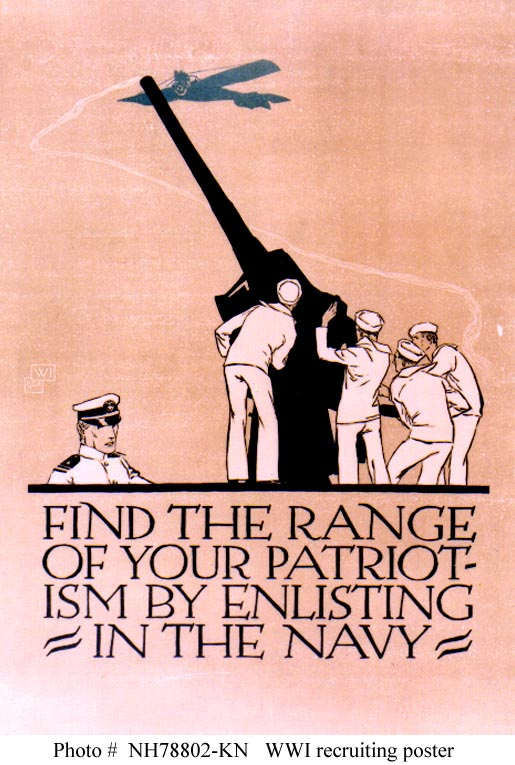 First World War Recruitment Posters. World War I recruiting