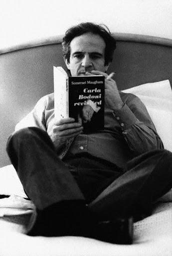 1978. François Truffaut lee Carla Bodoni revisited de Somerset Maugham