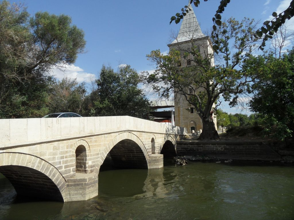 Kanuni Köprüsü, Edirne