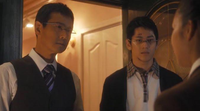Nomura Hironobu, Nagayama Kento, Takei Emi
