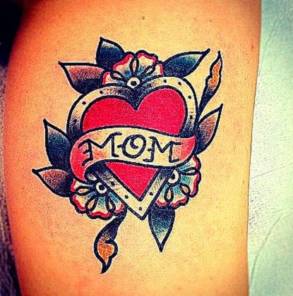 25 Cute And Classy Mom Tattoos photo We39ve Got You Covered39s