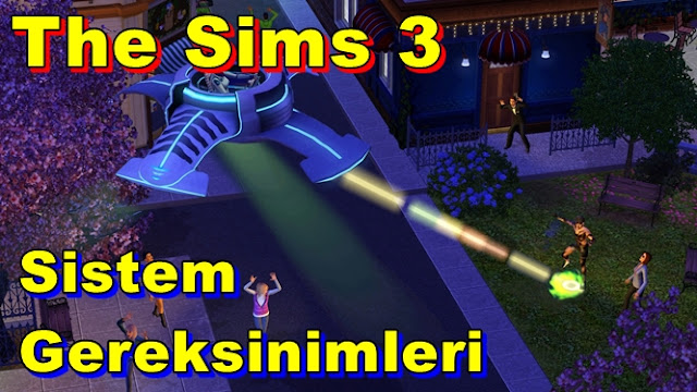 The Sims 3 PC Sistem Gereksinimleri