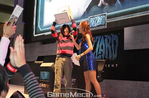 Gstar 2011: Toàn cảnh gian hàng Blizzard Entertainment 11