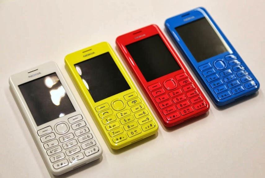 Nokia Asha 206 Magenta - Buy Nokia Asha 206 Magenta Online at Best ...