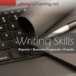 Proposal and Report Writing Skills Training
