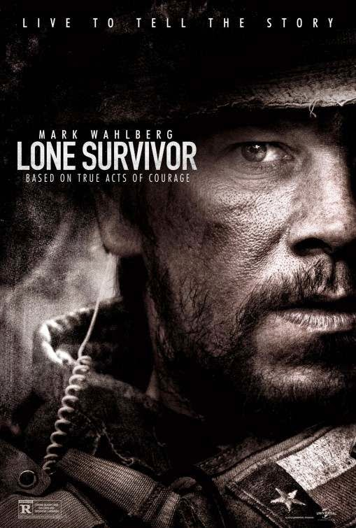 Poster Of English Movie Lone Survivor (2013) Free Download Full New Hollywood Movie Watch Online At Alldownloads4u.Com