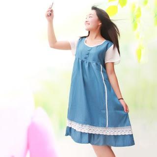 Tặng quà sinh nhật bà bầu không nên chọn váy