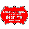 Custom stone Granite