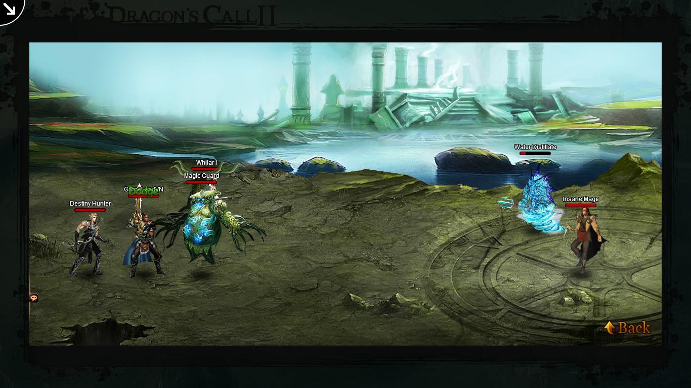 Một số hình ảnh về webgame Dragon's Call 2 - Ảnh 36