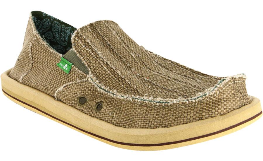*SANUK 麻布直條鞋:變形蟲藏在細節裡! 2