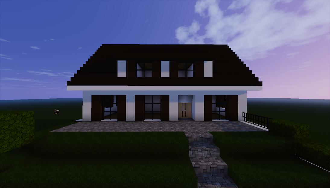 Minecraft Maison. Great Hd Wallpapers Minecraft Maison Ultra ...